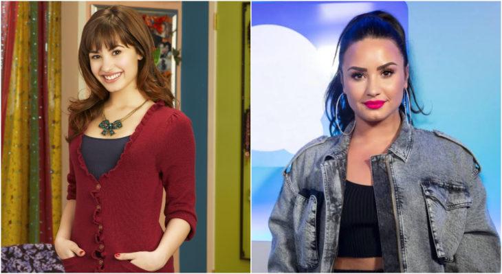 Demi Lovato en Disney Channel, Suny, entre las estrellas
