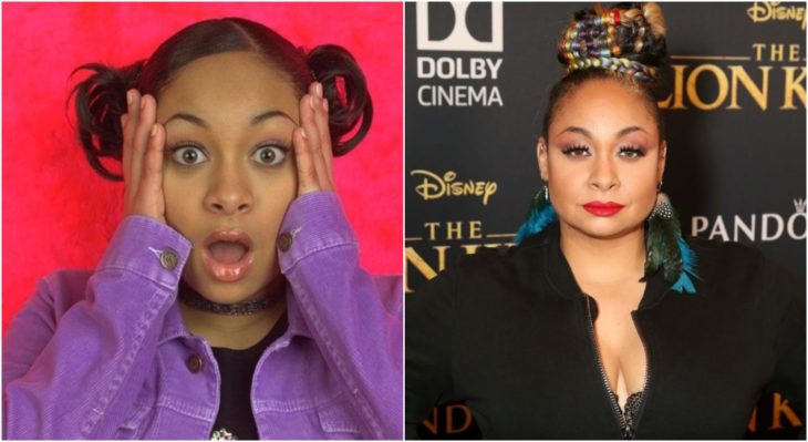 Raven-Symoné en Disney Channel, Es tan Raven