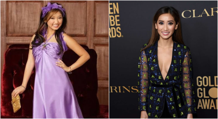 Brenda Song en Disney Channel, Zack y Cody: gemelos en acción.