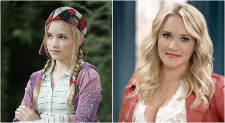 Emily Osment en Disney Channel, Hannah Montana