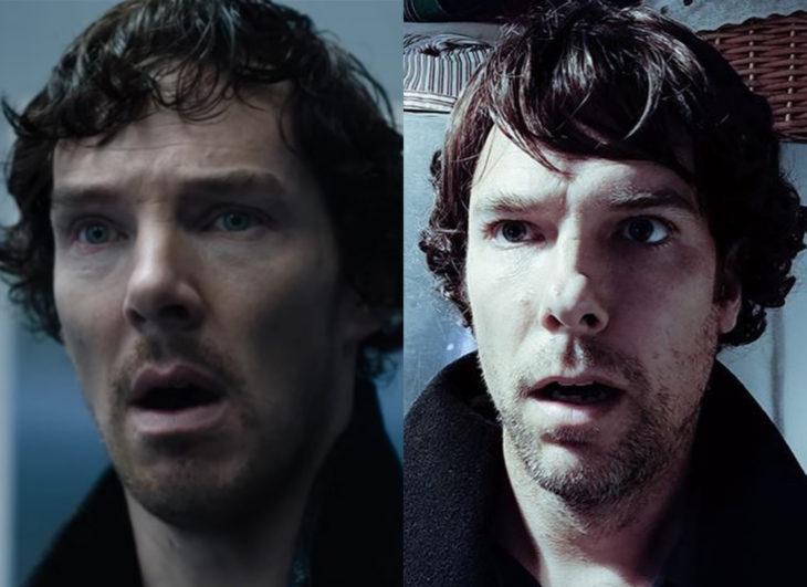 Famosos y sus doppelgängers; Benedict Cumberbatch