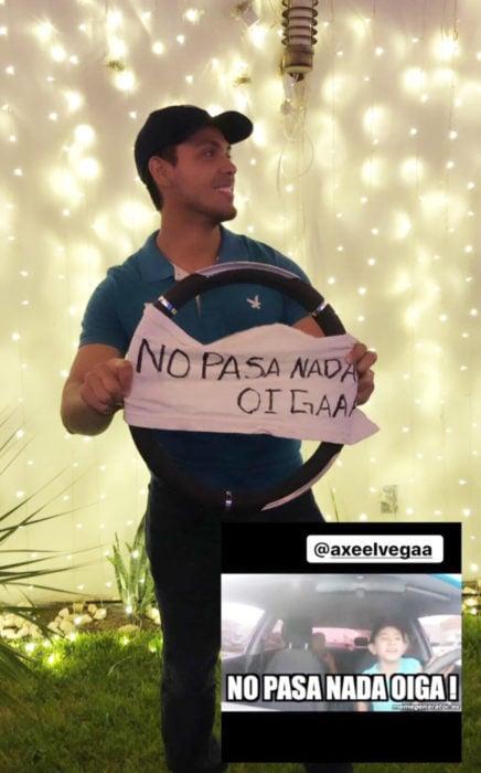 Chica celebra fiesta de cumpleaños con temática de memes y stickers; no pasa nada, oiga