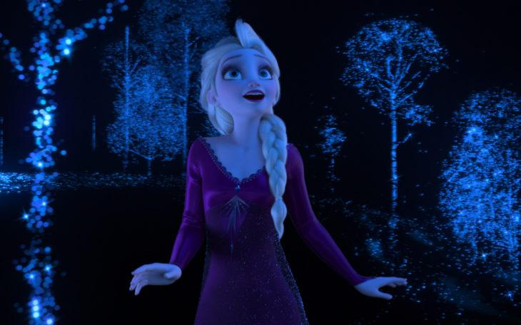Into the unknown, canción cantada por la princesa Elsa en Frozen 2