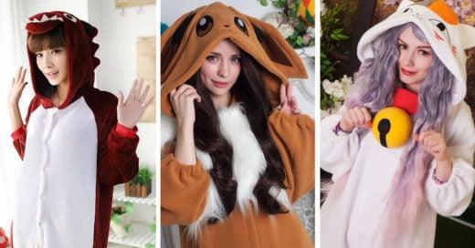 'Kigurumi', la pijama para vencer al frío de una manera divertida