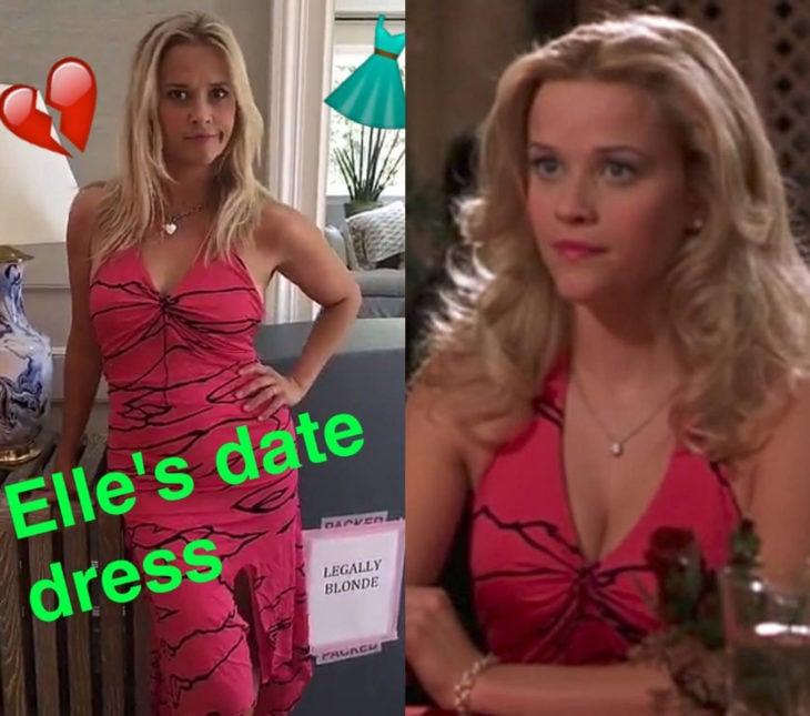 Reese Witherspoon se llevó todos los zapatos y vestidos de Legalmente Rubia 2; vestido de la cita de Elle Woods y Warner
