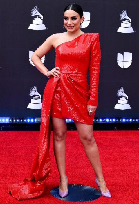 Los peores looks de los Latin Grammys 2019; Ana Brenda