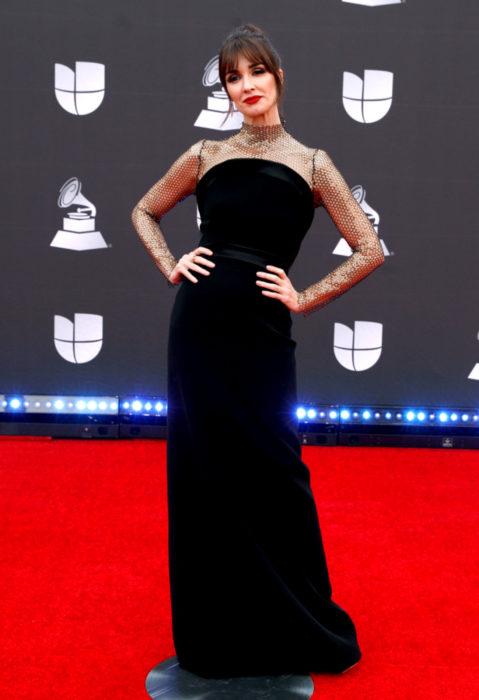 Los peores looks de los Latin Grammys 2019; Paz Vega