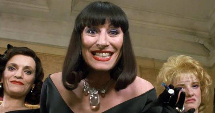 Escena de la película Las Brujas de 1989