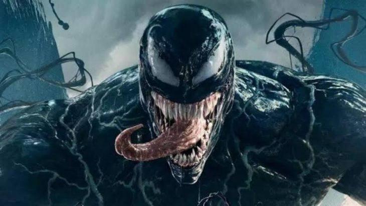 Escena de la película Venom, Carnage