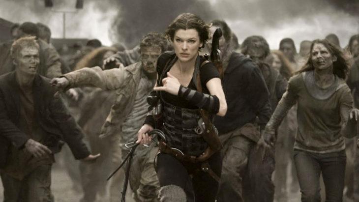 Estrenos de Netflix en diciembre, película Resident Evil: Last chapter, Milla Jovovich como Alice