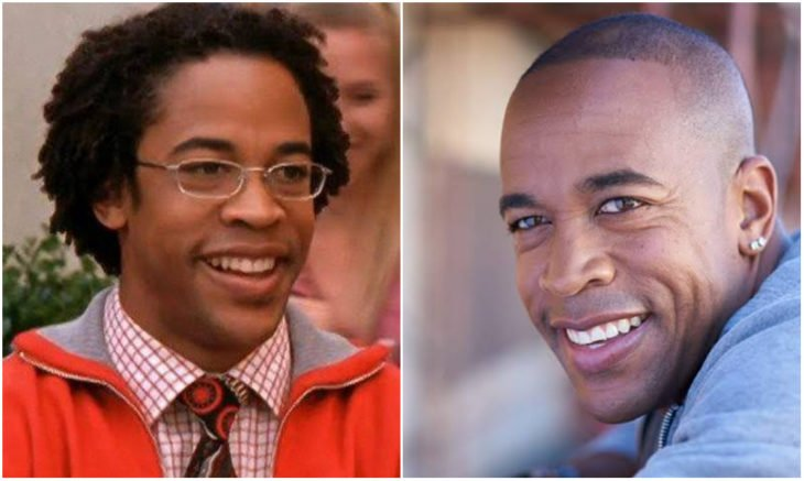 Arvie Lowe Jr. como Mr. Dig en Lizzie McGuire