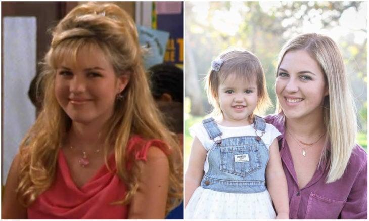 Ashlie Brillault como Kate Sanders en Lizzie McGuire