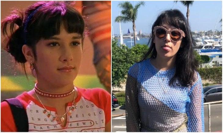 Lalaine Vergara-Paras como Miranda en Lizzie McGuire