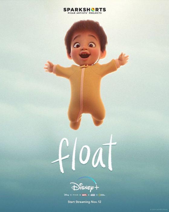 Float, cortometraje de Disney-Pixar que habla sobre autismo; niño con mameluco amarillo