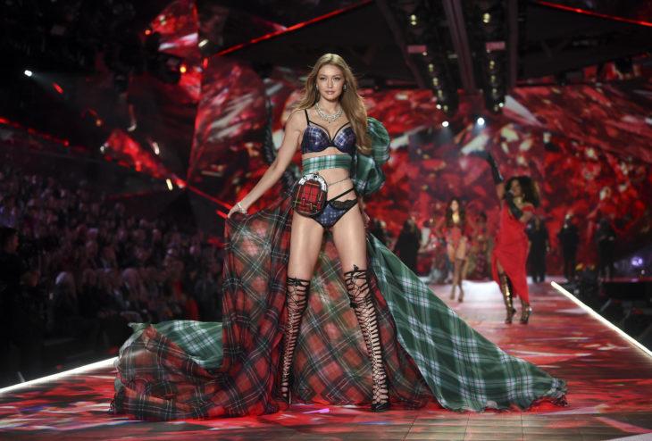 Victoria's Secret anuncia la cancelación de su desfile de modas, modelo Gigi Hadid