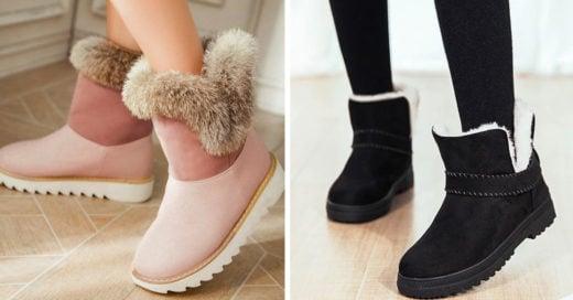 14 Botas ugg para mantener tus pies calientitos durante el invierno