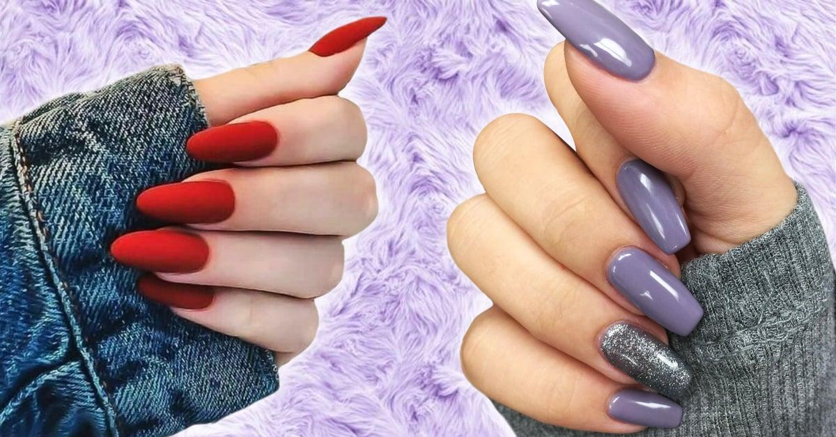 5 Colores de uñas para darle vida a tu invierno