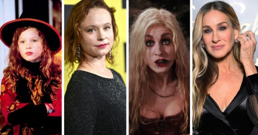 ¡De terror! Así luce el elenco de 'Hocus Pocus' a 26 años de su estreno