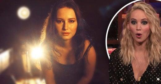 Encuentran a la doble de Jennifer Lawrence y le piden una nueva película