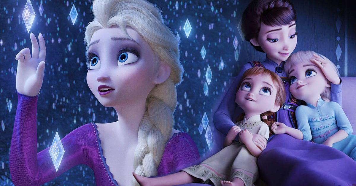 'Frozen' tiene nuevo himno y no es 'Libre soy': 'Into the unknown'