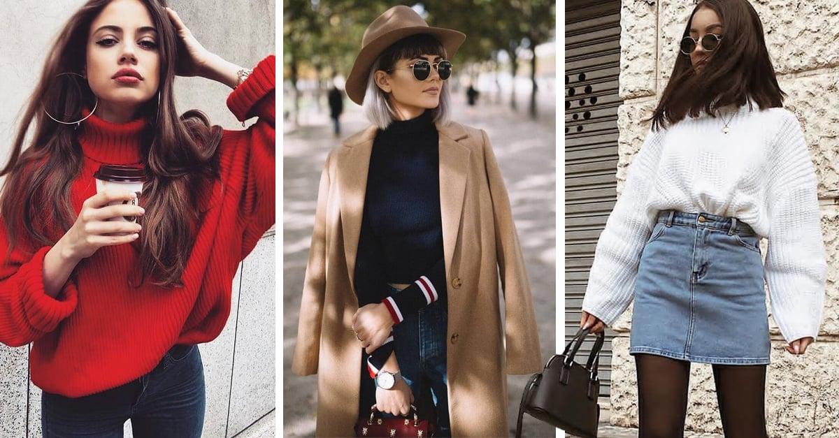 15 Outfits que te harán sentir cómoda y fashionista este último mes del año