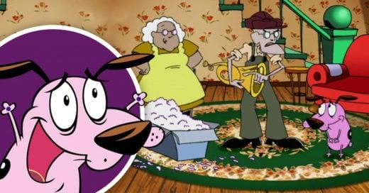 'Coraje, el perro cobarde' podría volver con más sustos en una precuela para Cartoon Network