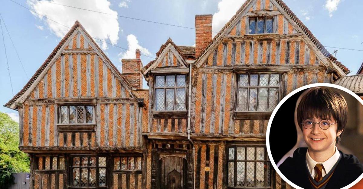 ¡Noticias mágicas! Airbnb pone en renta la casa de la infancia de Harry Potter