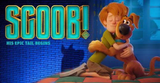 Revelan el primer tráiler de la nueva película de Scooby Doo