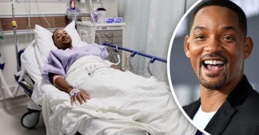 Un examen médico a tiempo salvó la vida de Will Smith