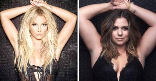 Youtuber recrea fotos de famosas para mostrar cómo se verían si fueran modelos 'curvy'