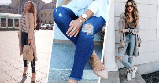 7 Pares de zapatos para armar un outfit distinto para cada día de la semana