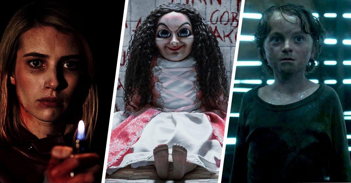 14 Películas de terror con las que Netflix planea darte un buen susto
