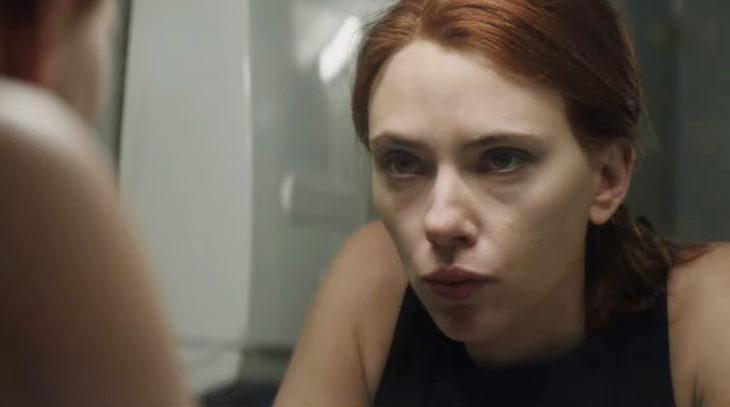 Tráiler de Black Widow; Scarlett Johansson como Natasha Romanoff