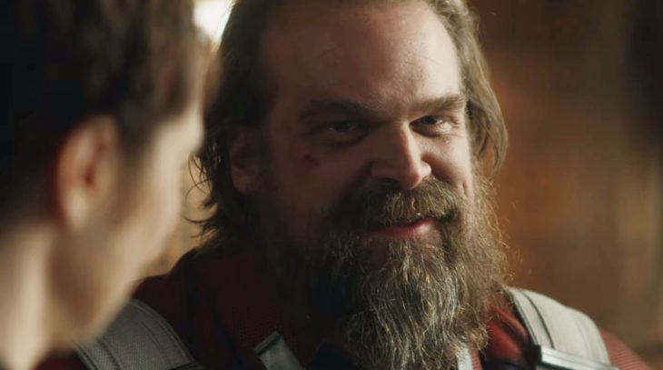 Tráiler de Black Widow; David Harbour como Gurdián Rojo