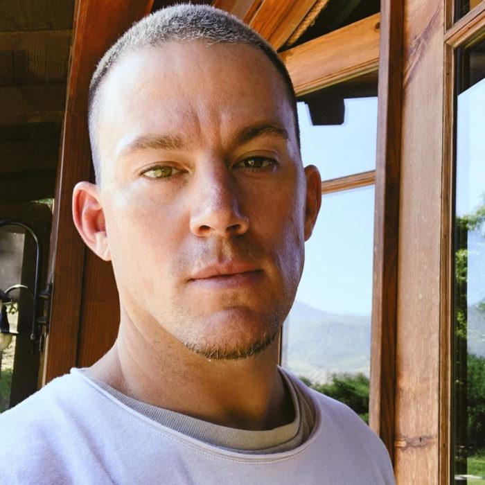 Channing Tatum termina su relación con Jessie J y busca el amor en una aplicación de citas; hombre de cabello rapado