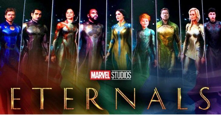 Poster promocional de The Eternal
