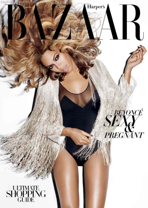 Piernas de Beyoncé modificadas con photoshop