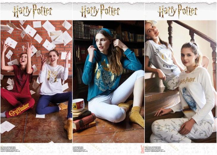 Línea de ropa de Oporto inspirada en Harry Potter