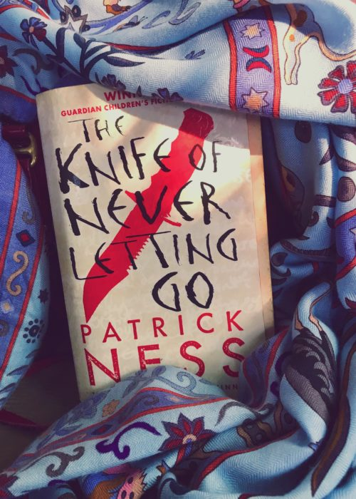 Portada del libro The Knife Of Never Letting Go