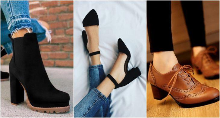 Botines, tacones y sandalias para mujer