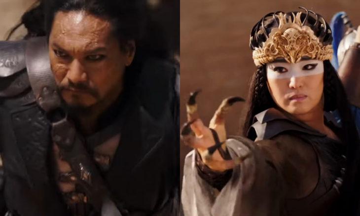 Tráiler de Mulán, live action de Disney, Bori Khan y bruja Xian Lang con garra de águila