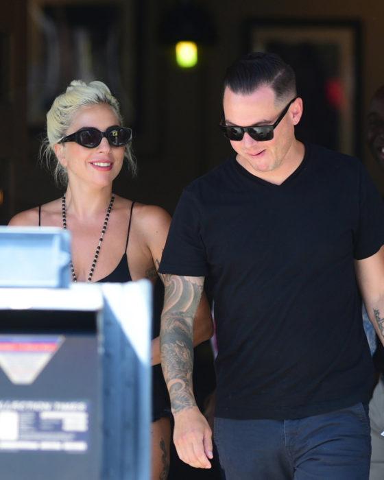 Parejas de celebridades que se formaron en el 2019; Lady Gaga y Dan Horton