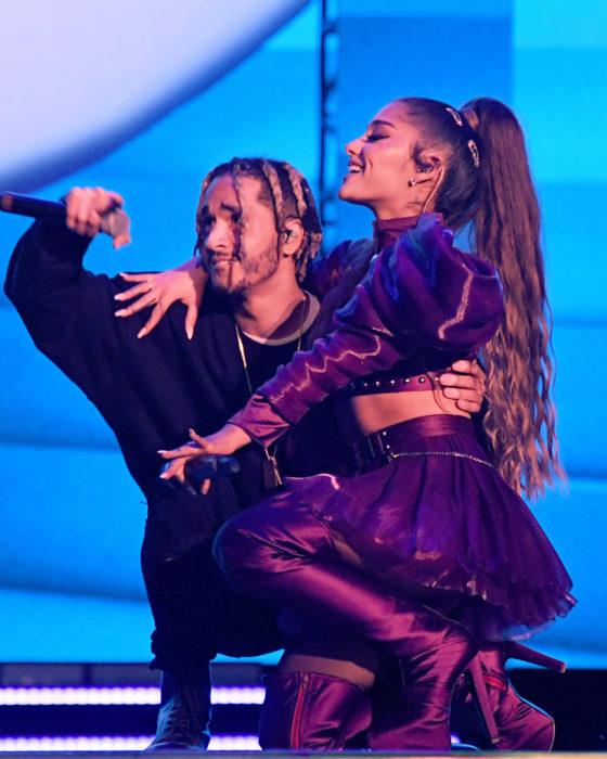Parejas de celebridades que se formaron en el 2019; Ariana Grande y Mikey Foster