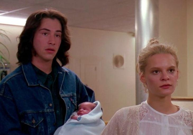 Películas de Keanu Reeves; Todo en familia