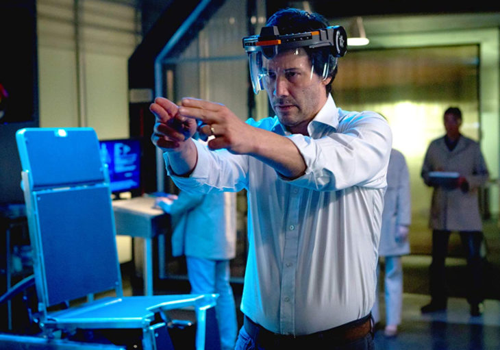Películas de Keanu Reeves; Réplicas