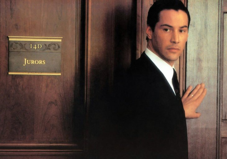 Películas de Keanu Reeves; El abogado del diablo