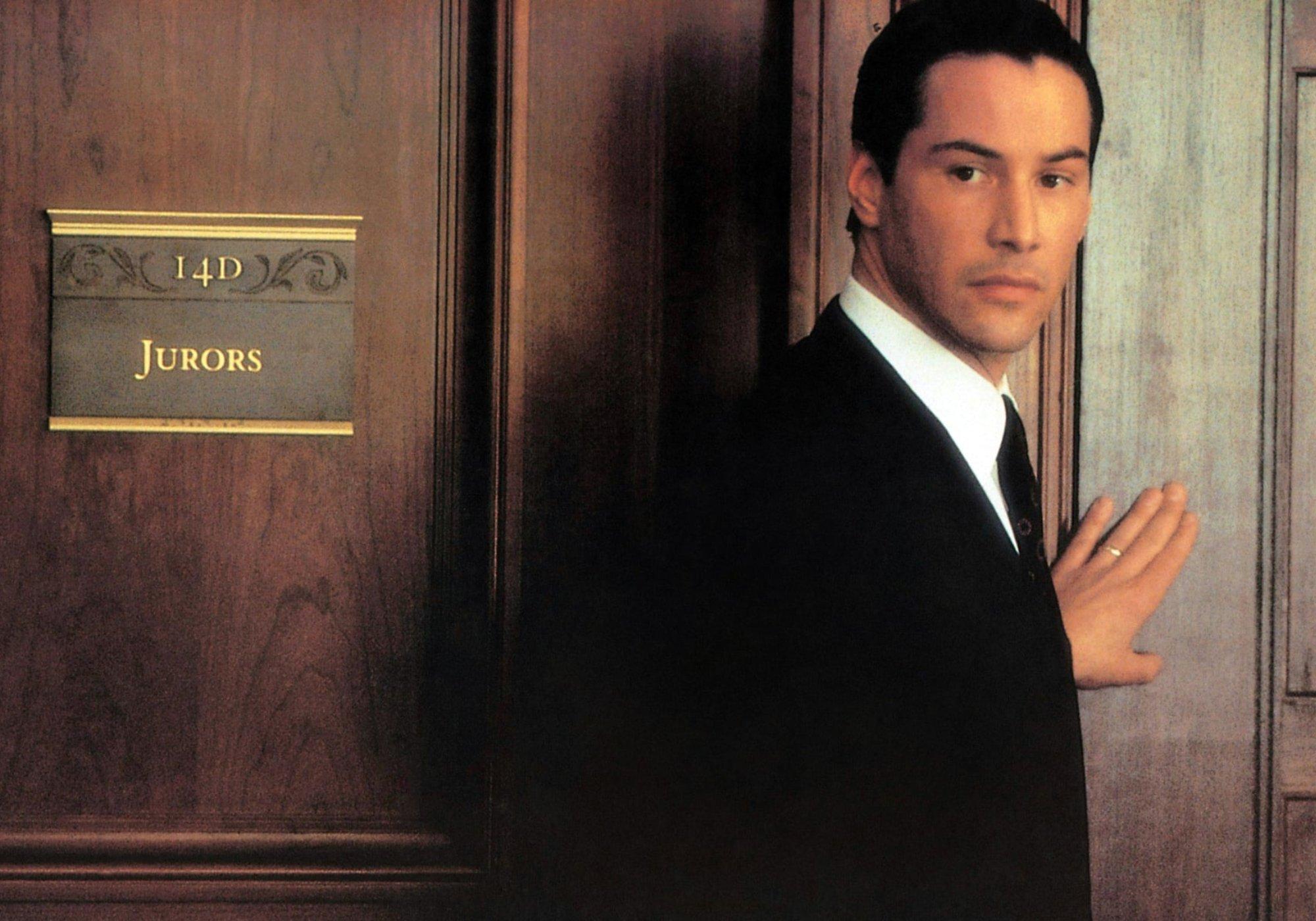 Keanu Reeves El abogado del diablo