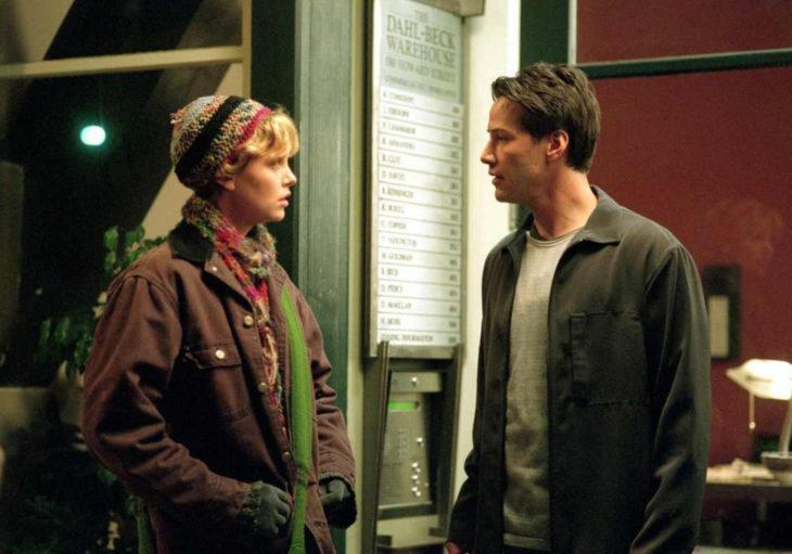 Películas de Keanu Reeves; Dulce noviembre