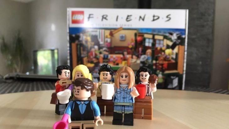 Juego Lego de la serie Friends