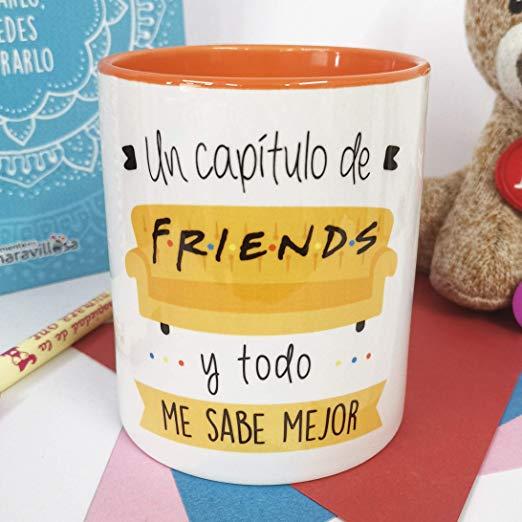 Taza de la serie Friends